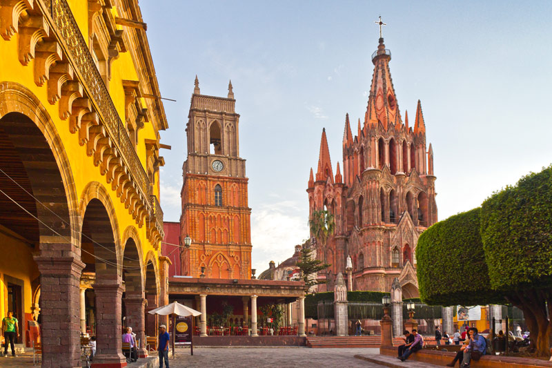 San Miguel de Allende Pueblo Magico