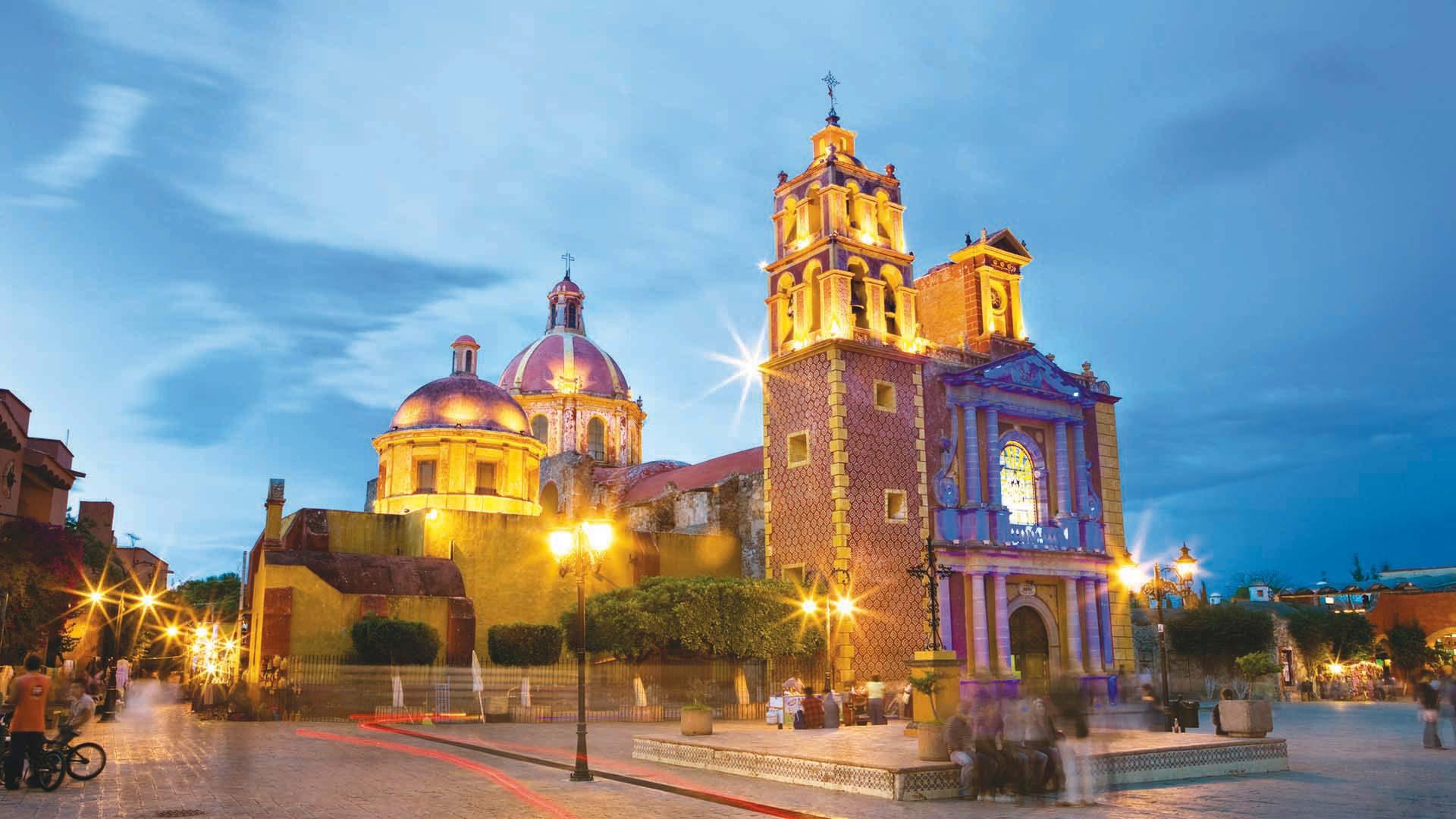 Hoteles en  Tequisquiapan Pueblo Magico