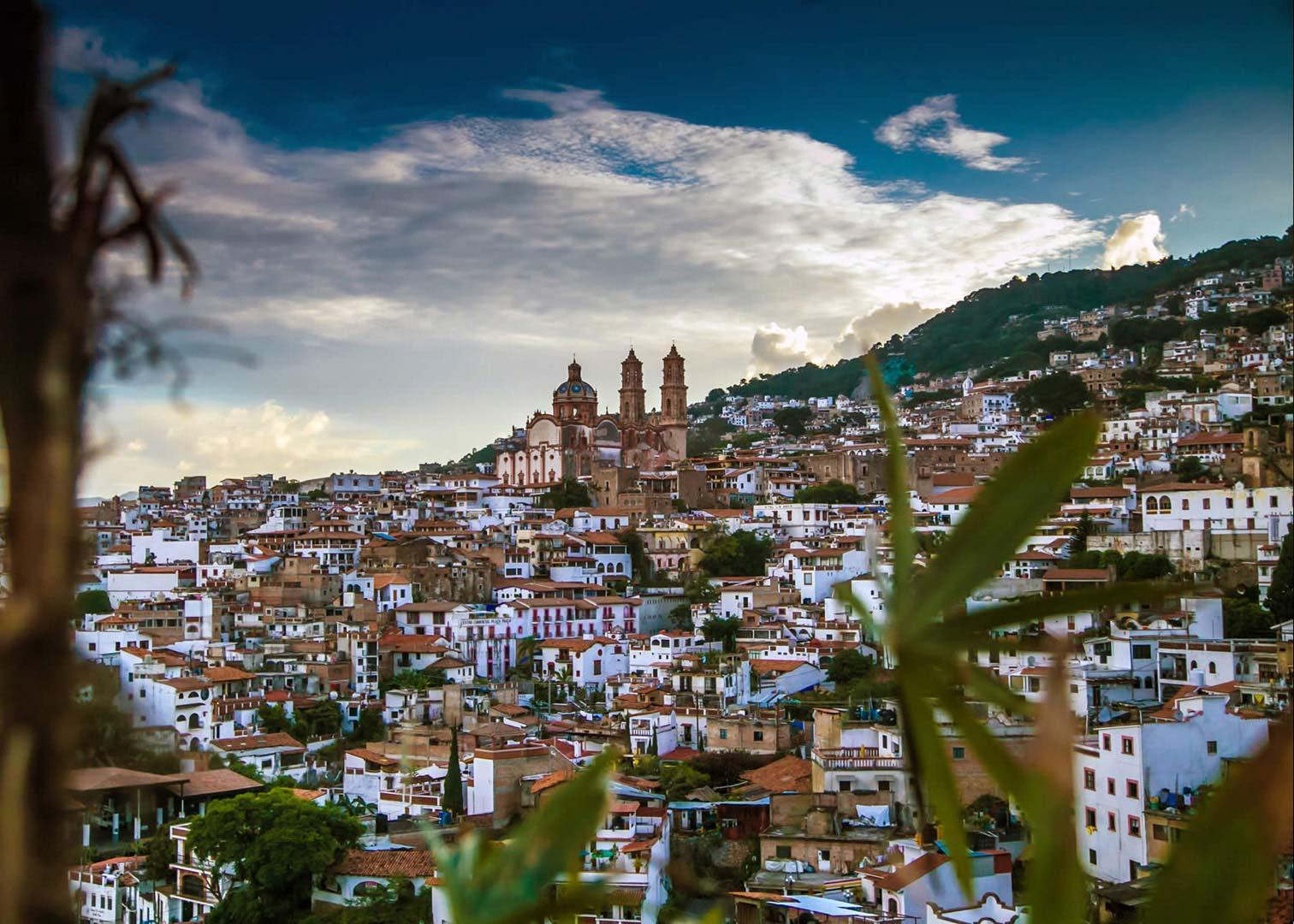 Hoteles en Taxco Pueblo Magico