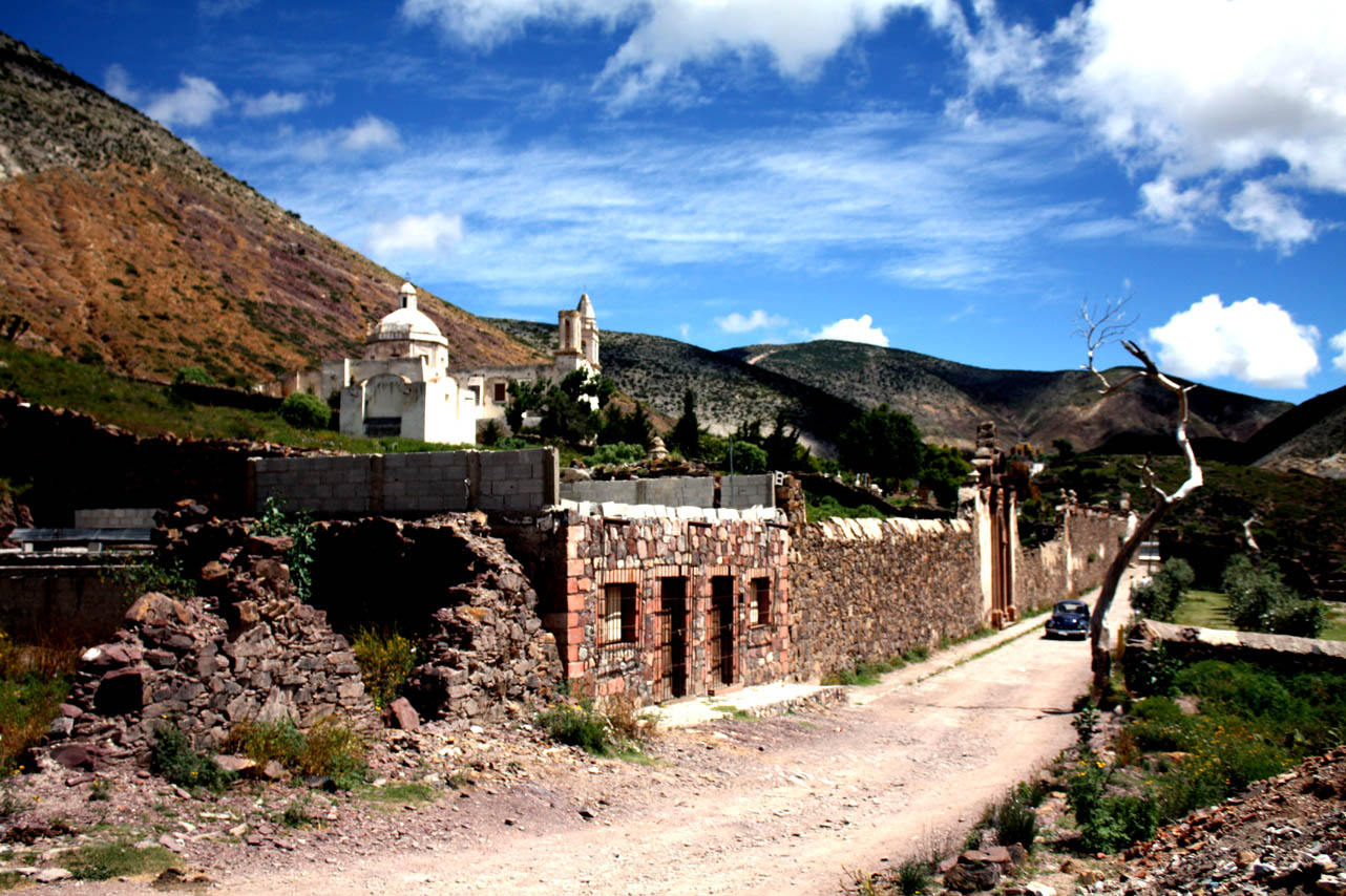 Real de Catorce Pueblo Magico Playas en Mexico