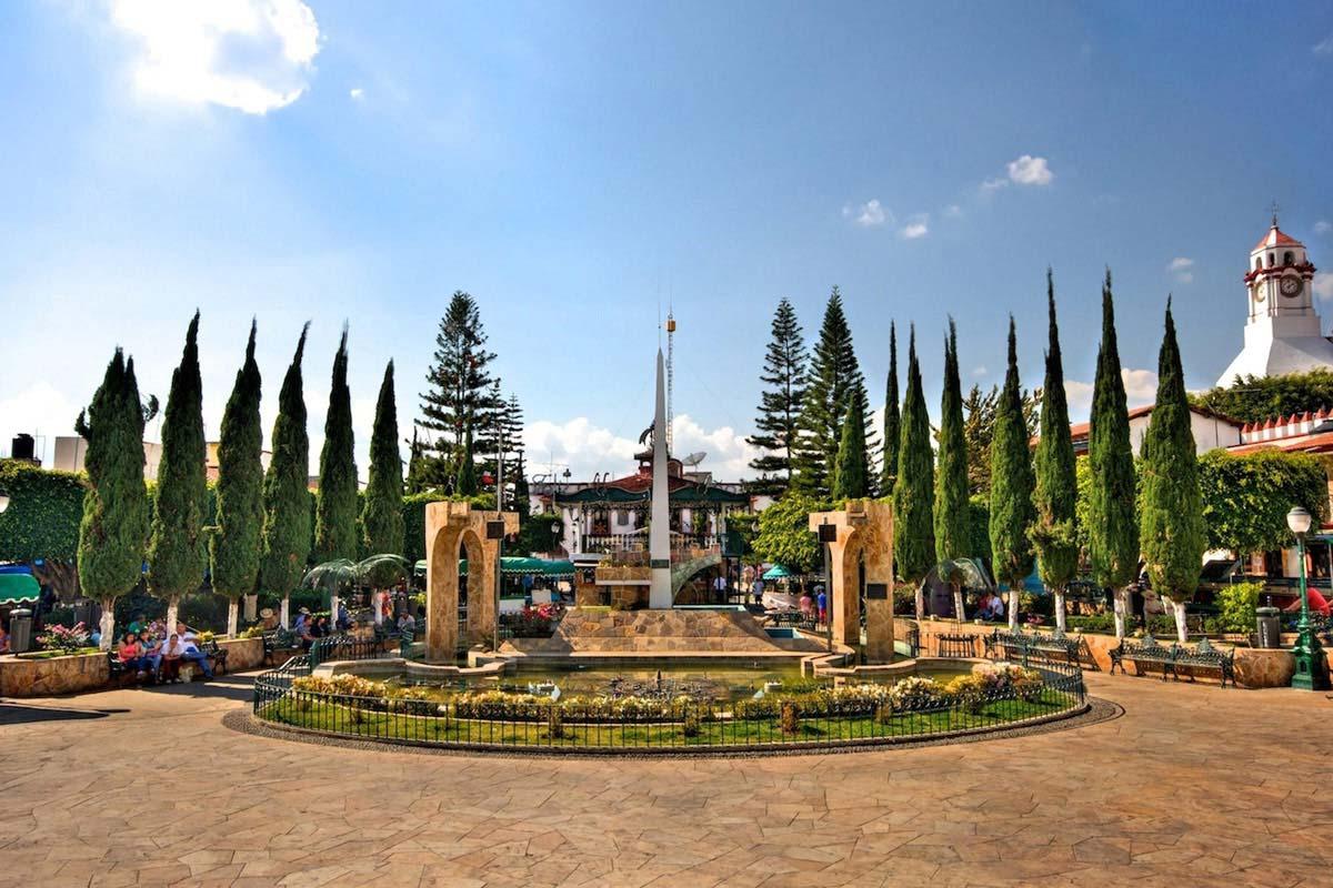 Hoteles en Ixtapan de la Sal Pueblo Magico