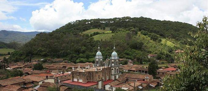 Hoteles en   San Sebastián del Oeste  Pueblo Magico