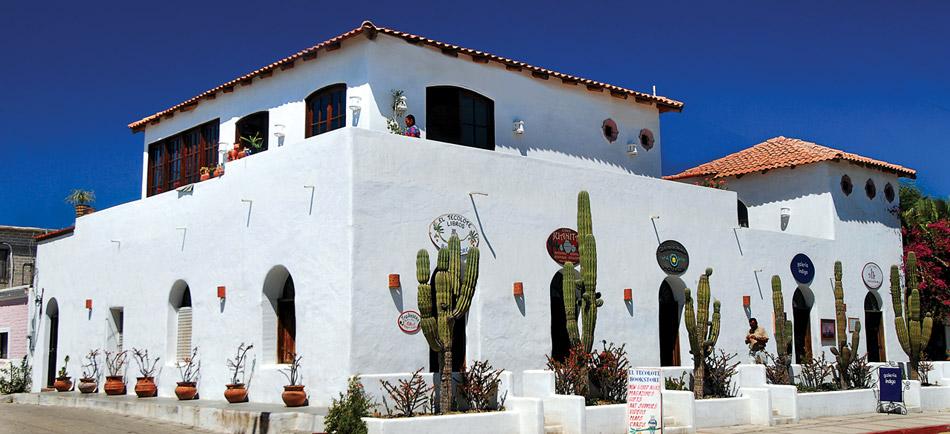 Todos Santos Pueblo M 225 Gico Baja California Sur Mexico