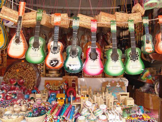Las artesanías de Cuernavaca  Pueblos Magicos de Mexico