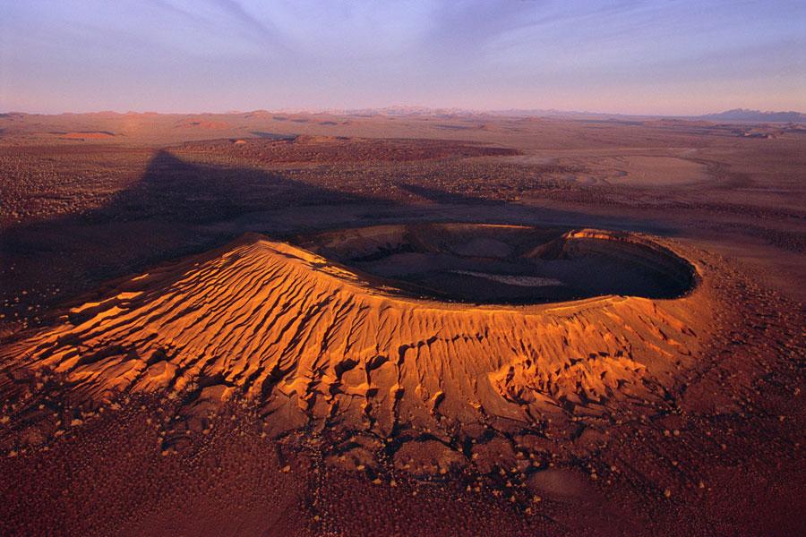 Reserva de la biosfera El Pinacate y Gran Desierto de