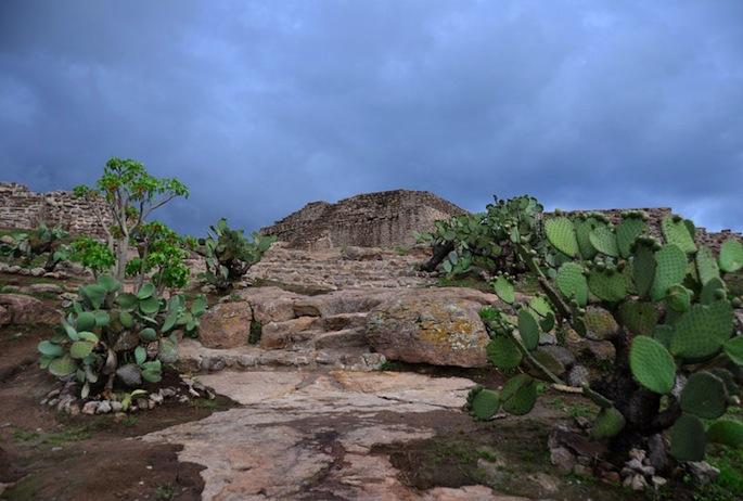 Zona Arqueológica El Cóporo Guanajuato Pueblos Magicos De Mexico