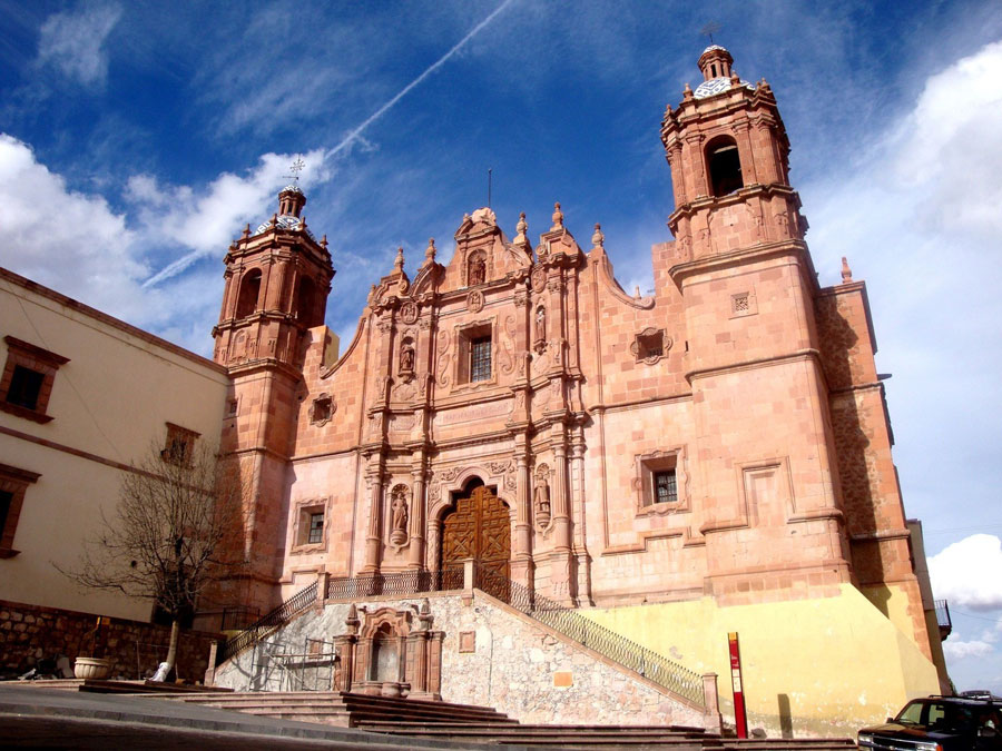 Un viaje diferente turismo religioso en zacatecas for En zacatecas hay playa