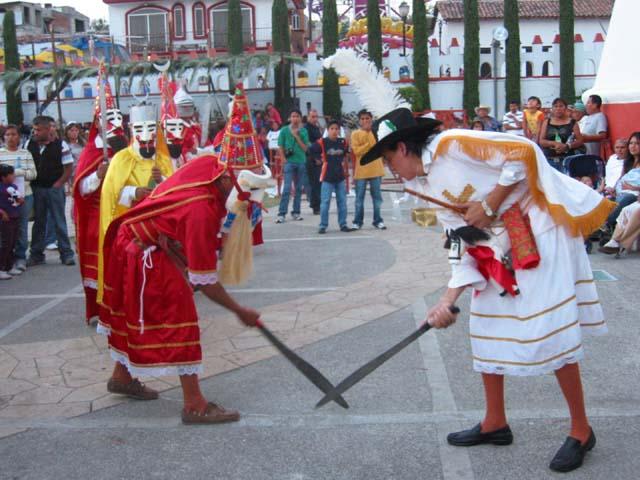 Fiestas y tradiciones en Ixtapan de la Sal, Pueblos Magicos de Mexico
