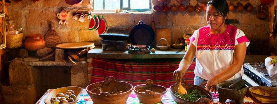 La ruta del sabor en quer taro pueblos magicos de mexico for Utensilios de cocina queretaro