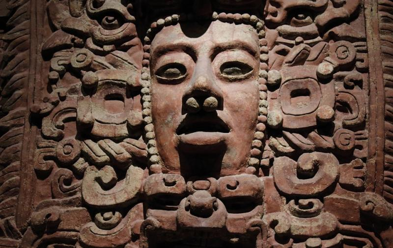 El memorable arte de los mayas