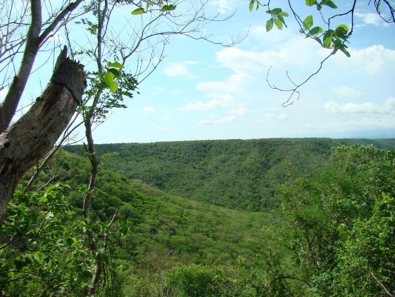 La meseta de Cacaxtla, naturaleza en su esplendor en