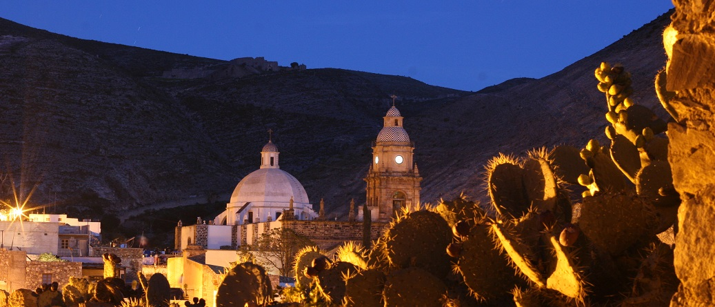 Qué visitar en Real de Catorce Playas en Mexico