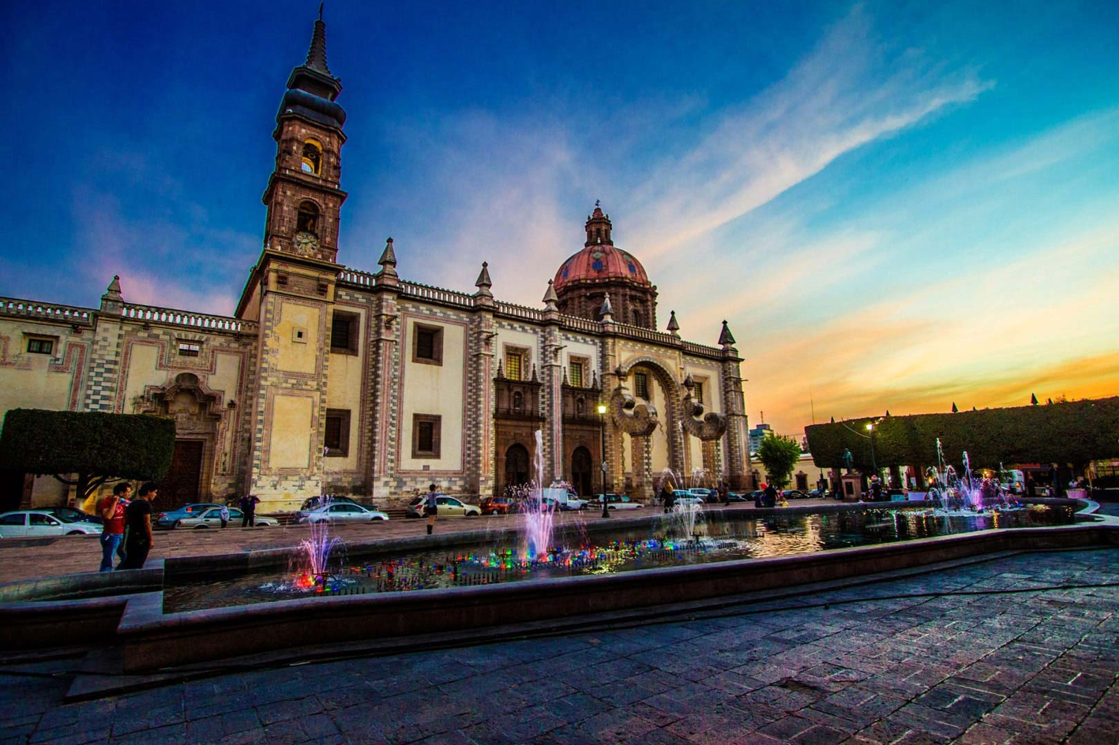 Fin de semana de templos en Querétaro
