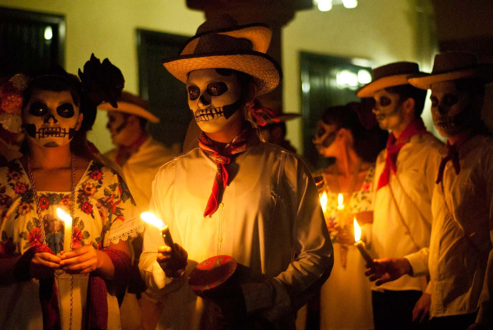 Dia de Muertos en los Pueblos Magicos de Mexico