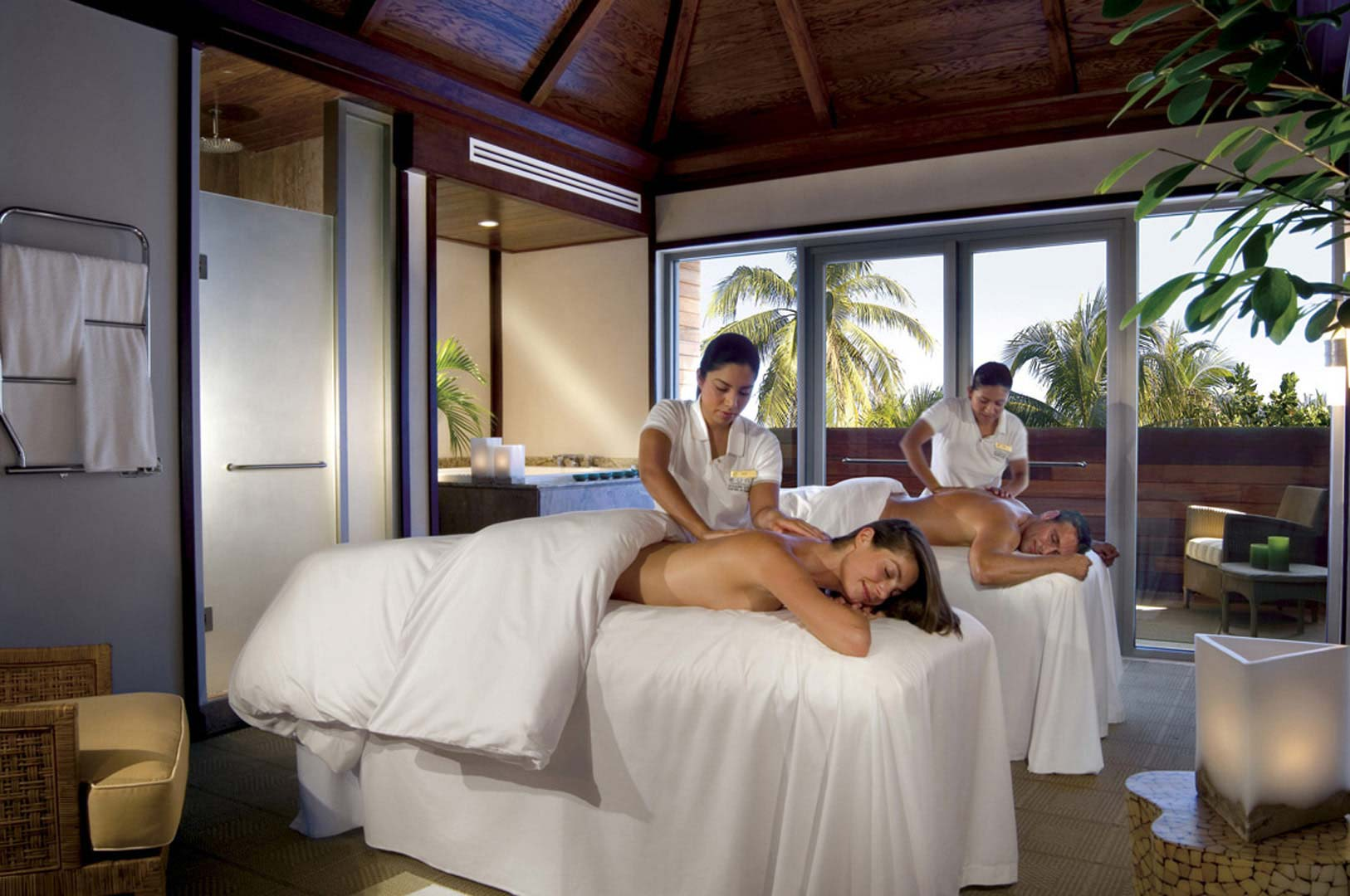 Fairmont Mayakoba Willow Stream Spa en Quintana Roo
