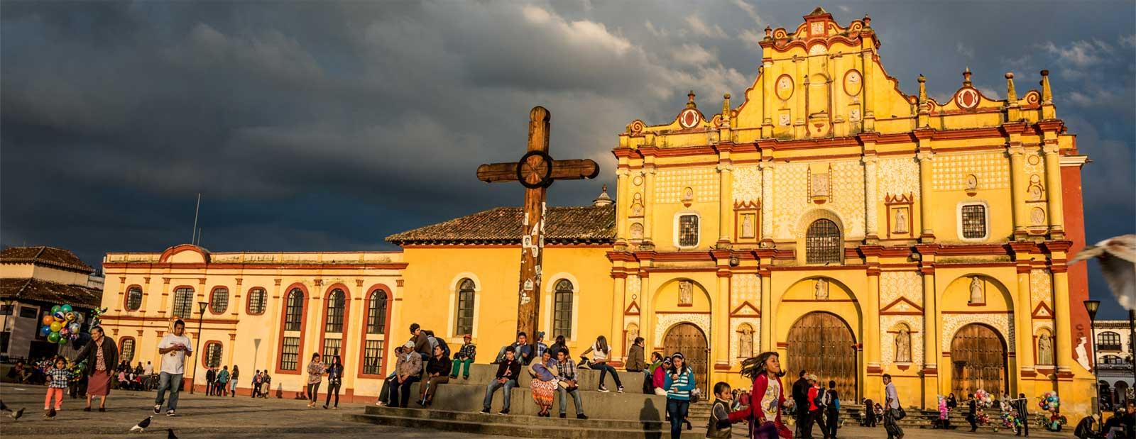 Pueblos magicos de mexico for Hotel azulejos san cristobal delas casas chiapas
