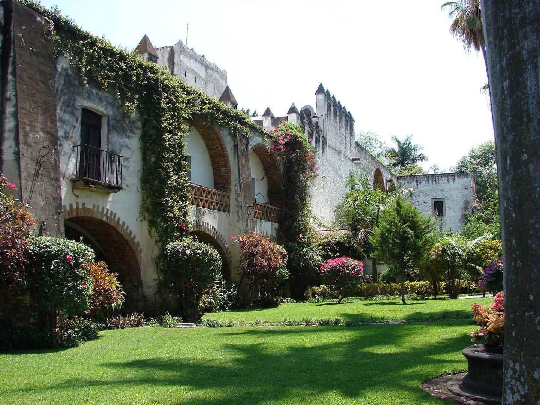 Exterior de la Hacienda de San José Vista Hermosa