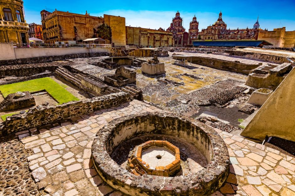 ¿Ya conoces el Templo Mayor?