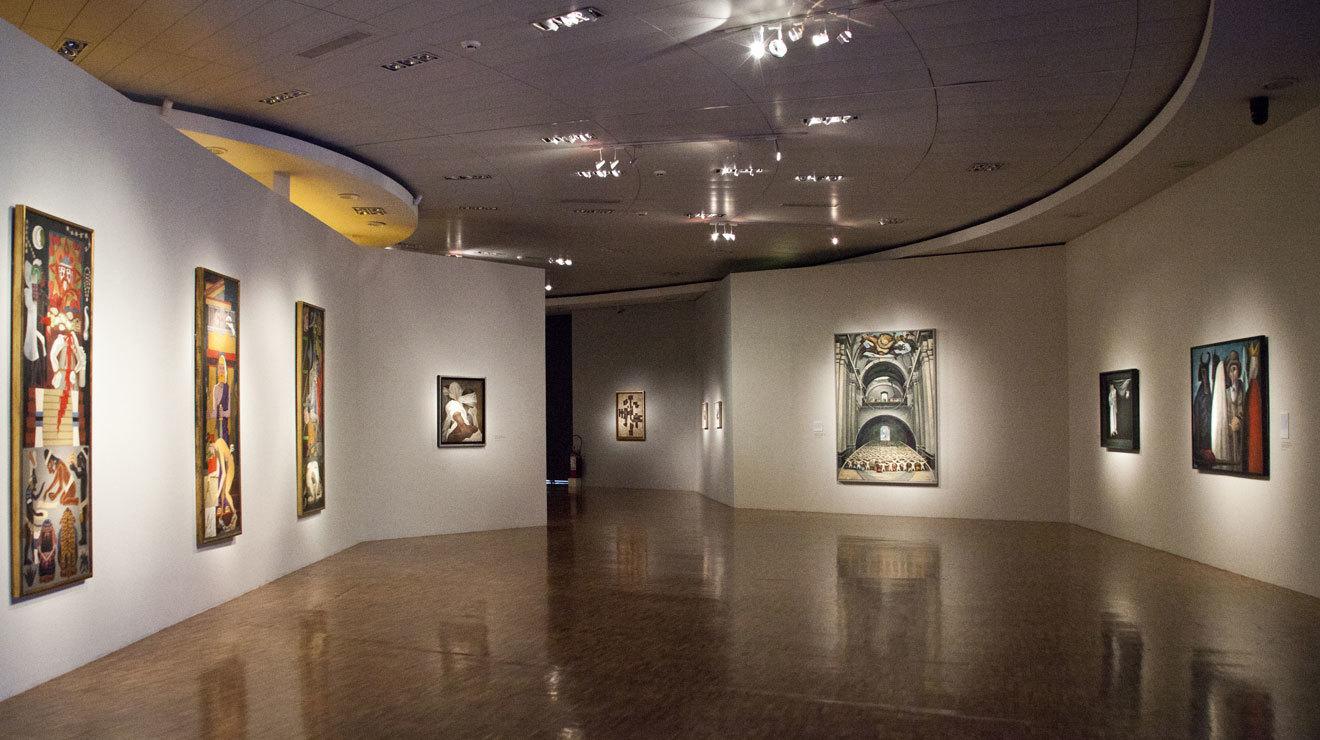 Museo de Arte Moderno, un vasto espacio para el arte, Pueblos Magicos de Mexico
