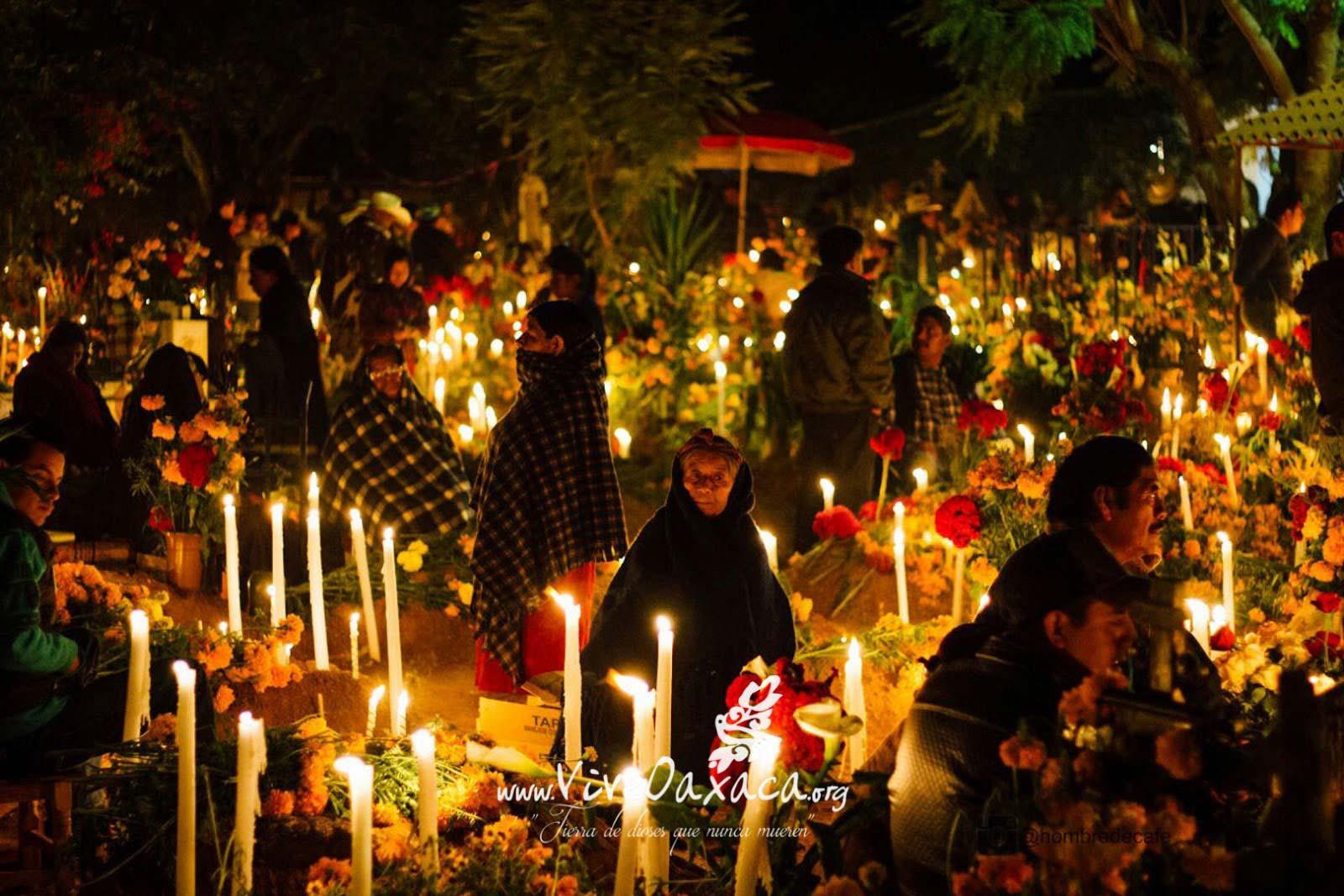 Día De Muertos En Oaxaca : Pueblos Magicos De Mexico