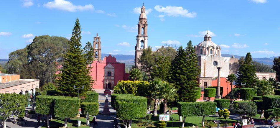 Pueblos Magicos de Hidalgo