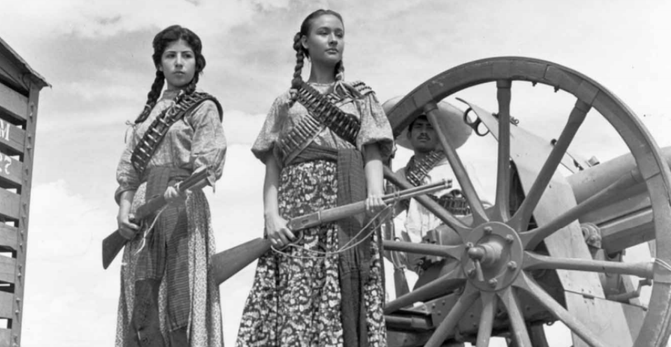 women participation during the mexican revolution Women fought on the battlefield during the mexican revolution soldaderas or female soldiers, with rebel or federal forces, fought either by choice or coercionsoldadera comes from the word soldada, or soldier's pay.