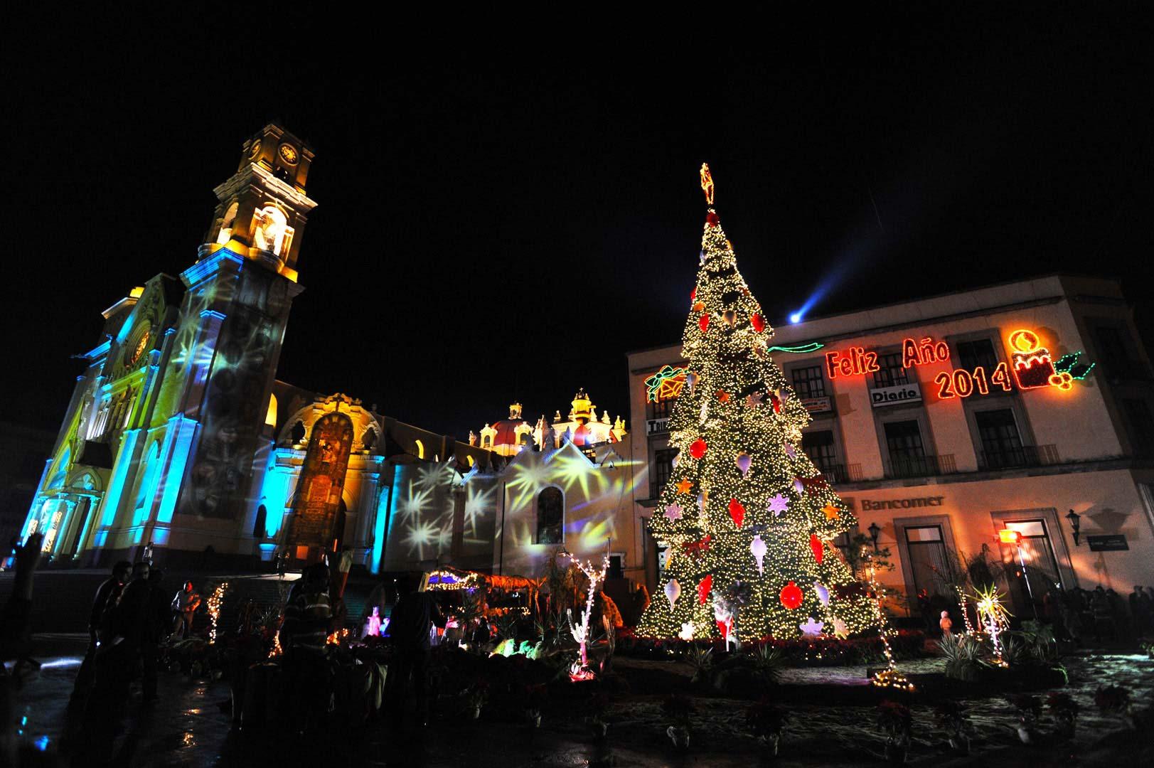 San Miguel de allende en navidad