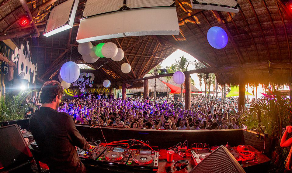 The BPM Festival 2017 en Playa del Carmen