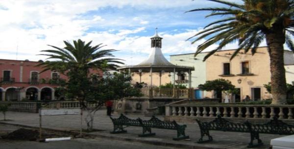 Teul de Gonzalez Ortega Pueblo Magico Zacatecas Mexico